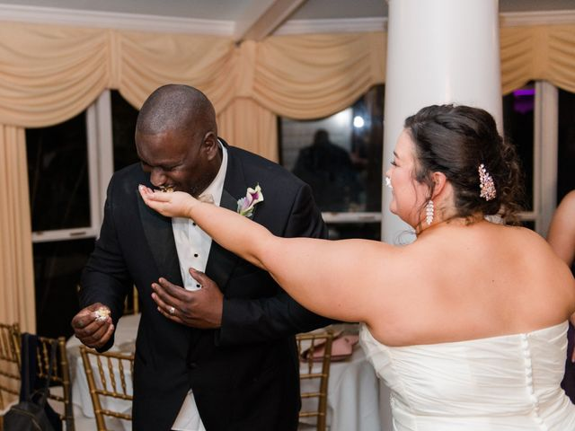 Brian and Rebeca's Wedding in Stevensville, Maryland 547