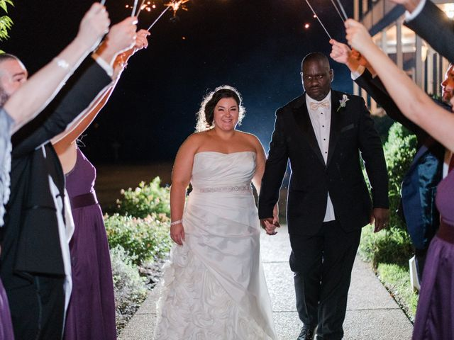Brian and Rebeca's Wedding in Stevensville, Maryland 551