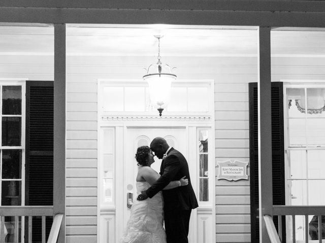 Brian and Rebeca's Wedding in Stevensville, Maryland 557