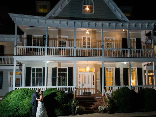 Brian and Rebeca's Wedding in Stevensville, Maryland 558