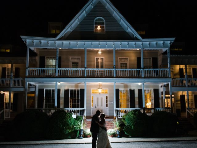 Brian and Rebeca's Wedding in Stevensville, Maryland 561