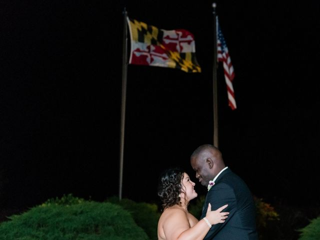 Brian and Rebeca's Wedding in Stevensville, Maryland 562