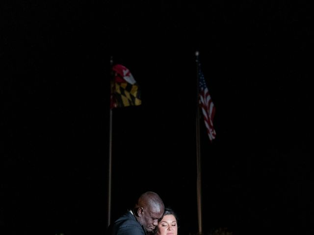Brian and Rebeca's Wedding in Stevensville, Maryland 563