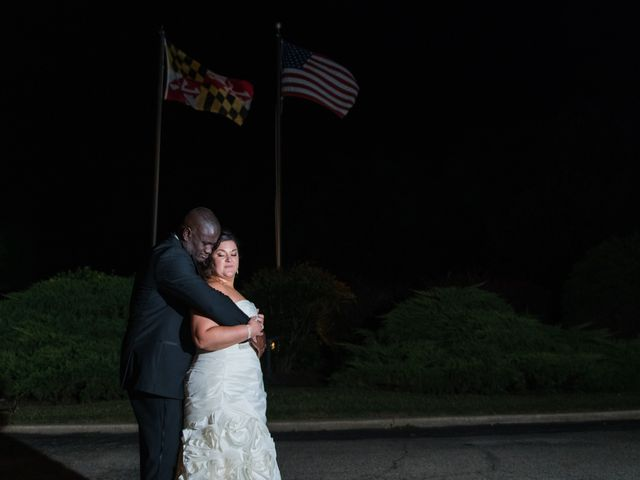 Brian and Rebeca's Wedding in Stevensville, Maryland 564