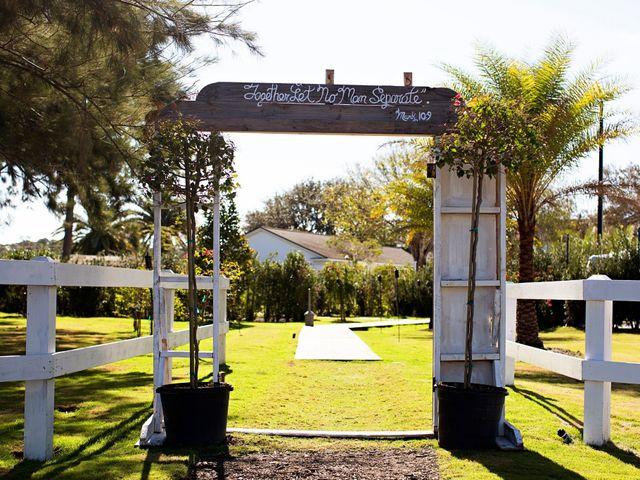 Carl and Kristina's Wedding in Vero Beach, Florida 2