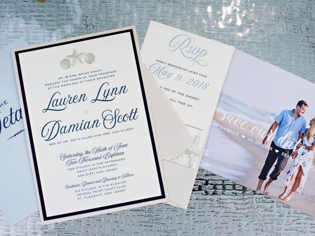 Damian and Lauren's Wedding in Point Pleasant Beach, New Jersey 2