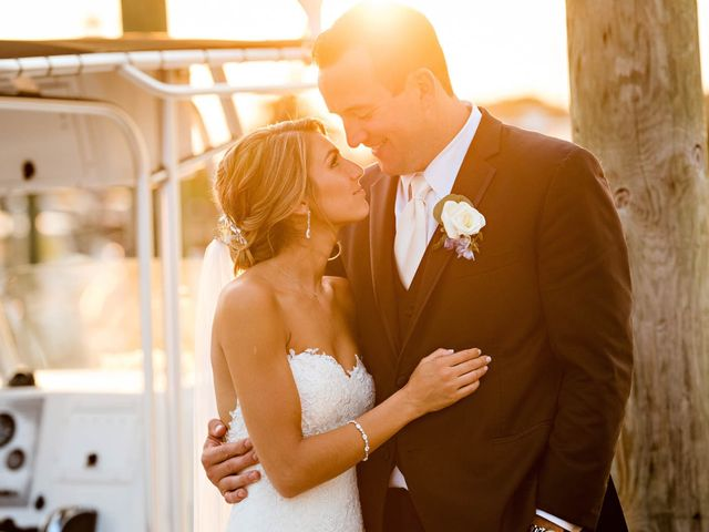 Damian and Lauren's Wedding in Point Pleasant Beach, New Jersey 1