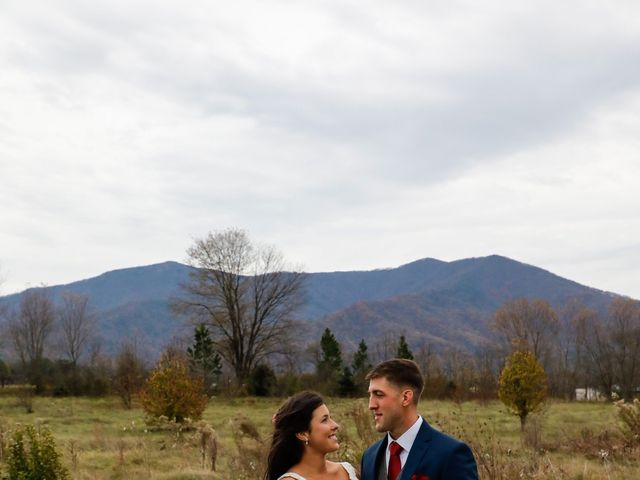 The wedding of Cristina and Jeffrey