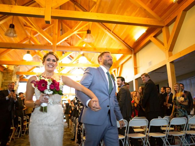 Michael and Kailee's Wedding in East Burke, Vermont 61