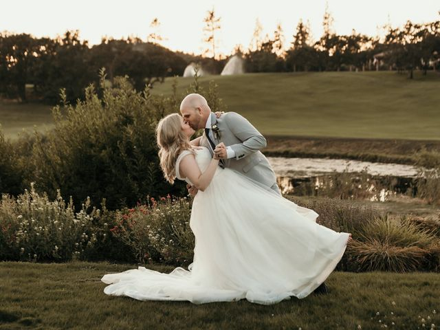 The wedding of Lindsey and Rick