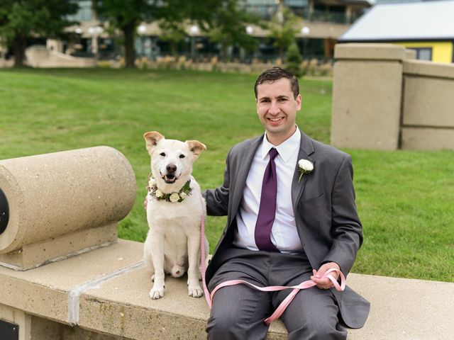 Zach and Lisa's Wedding in Milwaukee, Wisconsin 21