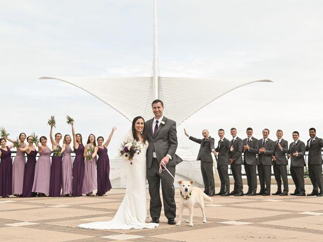 Zach and Lisa's Wedding in Milwaukee, Wisconsin 24