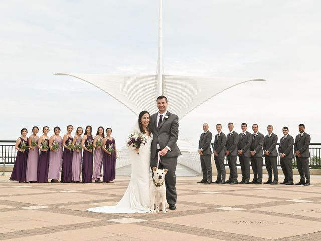 Zach and Lisa's Wedding in Milwaukee, Wisconsin 25