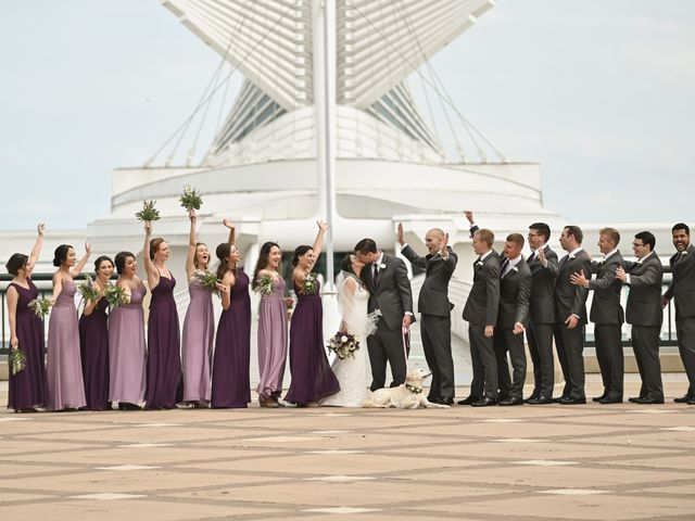 Zach and Lisa's Wedding in Milwaukee, Wisconsin 27