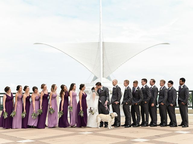 Zach and Lisa's Wedding in Milwaukee, Wisconsin 28