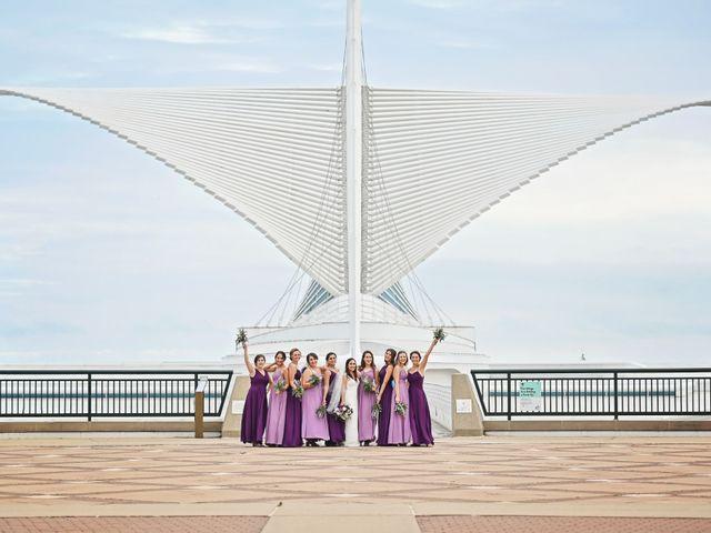 Zach and Lisa's Wedding in Milwaukee, Wisconsin 61