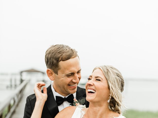 Janel and Kevin's Wedding in Wilmington, North Carolina 1