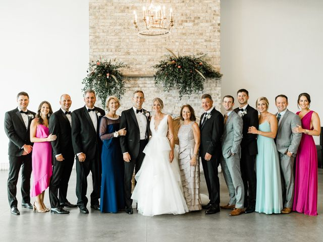 Janel and Kevin's Wedding in Wilmington, North Carolina 29