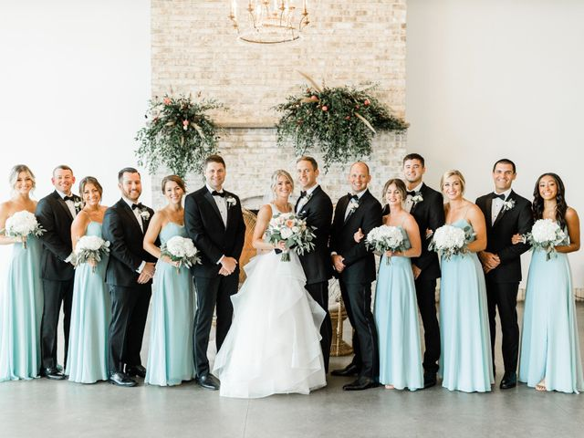 Janel and Kevin's Wedding in Wilmington, North Carolina 31