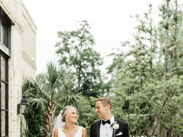 Janel and Kevin's Wedding in Wilmington, North Carolina 46
