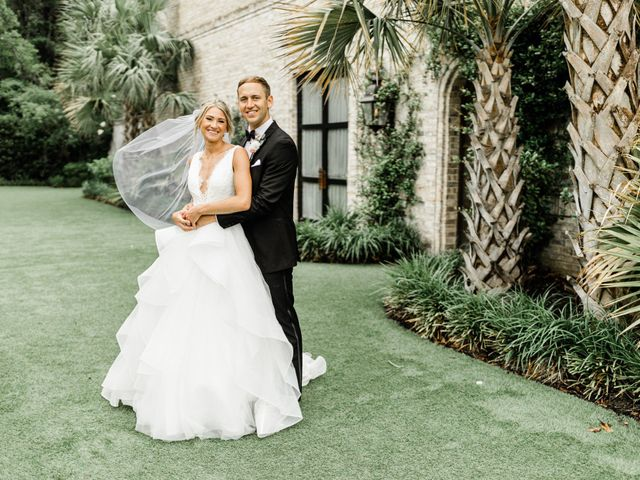 Janel and Kevin's Wedding in Wilmington, North Carolina 48