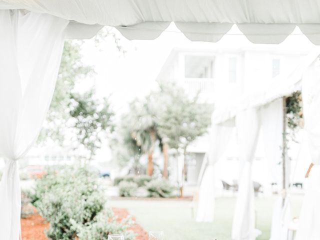 Janel and Kevin's Wedding in Wilmington, North Carolina 61