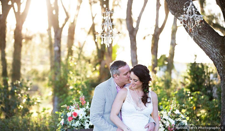 Carl and Kristina's Wedding in Vero Beach, Florida