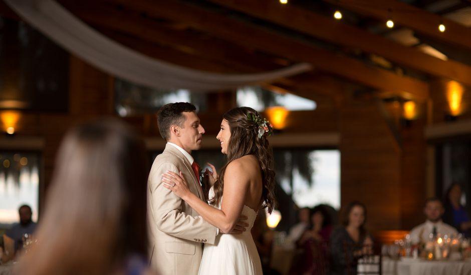 PJ Blinn and Madison Kozlowski's Wedding in Jacksonville, Florida