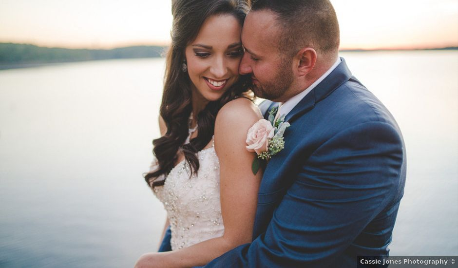 Whitney and Clint's Wedding in Heber Springs, Arkansas