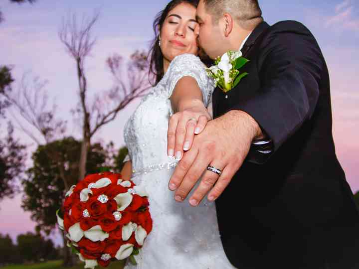 The wedding of Graciela and Michael