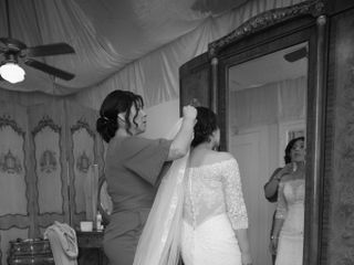 The wedding of Maribel and Elias 2