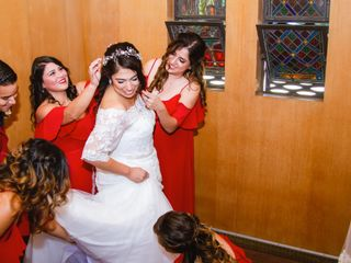 Michael and Graciela's Wedding in Lakewood, California 3