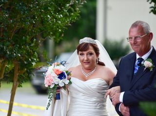 The wedding of Shannon and Shawn 2
