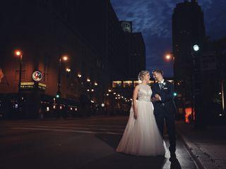 The wedding of Lauren and Truman 1