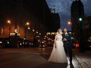 The wedding of Lauren and Truman 2