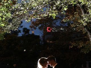 The wedding of Lauren and Truman 3