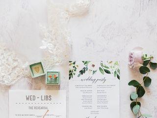 The wedding of Kimberli and Jarrod 2