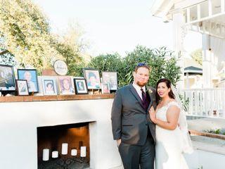 The wedding of Kimberli and Jarrod