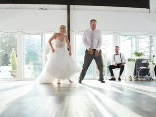 The wedding of Rachel and Jeremy 2