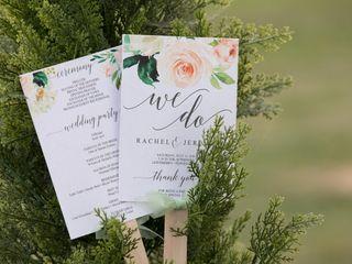 The wedding of Rachel and Jeremy 3