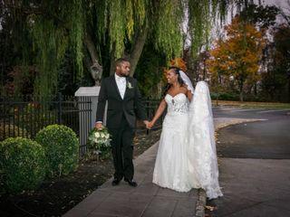 The wedding of Monikee and Garvel