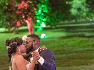 The wedding of Monique and Jermaine 2