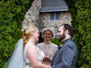 The wedding of Amber and Arron 3