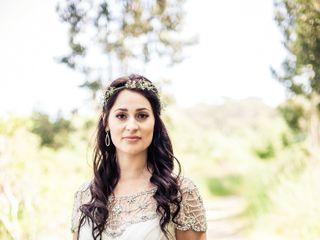 Martha and Dane's Wedding in Pescadero, California 4