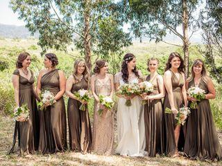 Martha and Dane's Wedding in Pescadero, California 10
