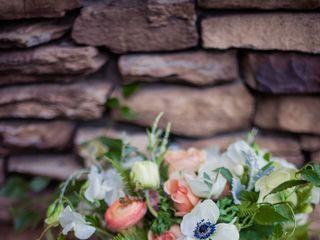 Martha and Dane's Wedding in Pescadero, California 9