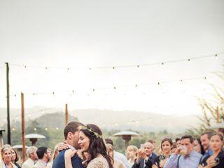 Martha and Dane's Wedding in Pescadero, California 22