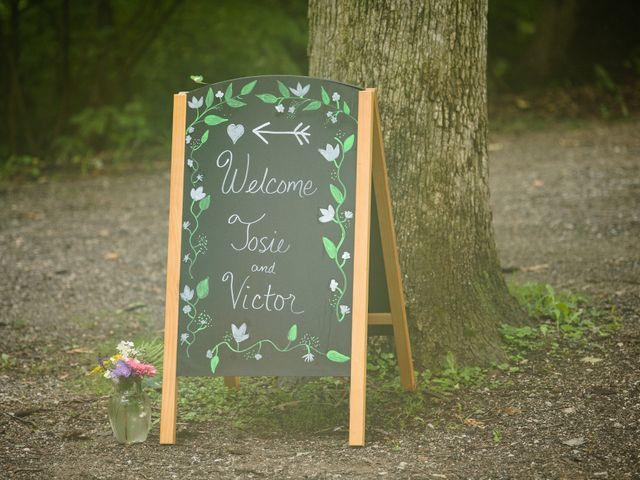 Victor and Josie's Wedding in Michigan City, Indiana 4