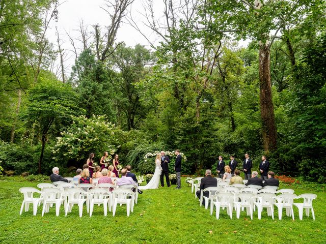 Victor and Josie's Wedding in Michigan City, Indiana 12