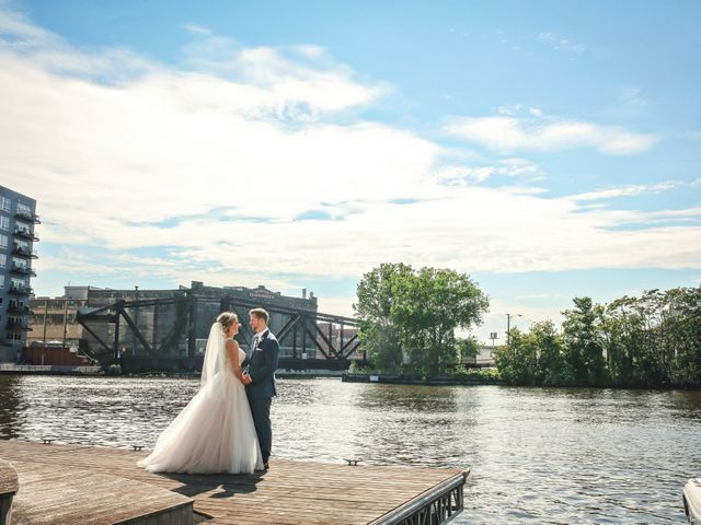 Truman and Lauren's Wedding in Milwaukee, Wisconsin 1